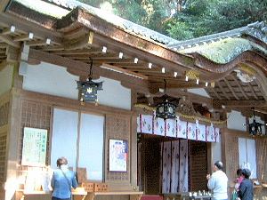 狭井神社 祈り