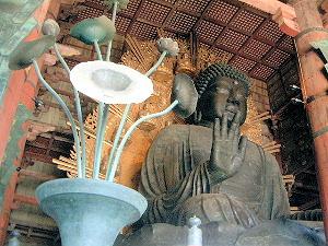 奈良の大仏 シルバーウィーク