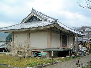 聖倉殿 収蔵庫 橘寺