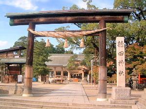 龍田神社 奈良観光