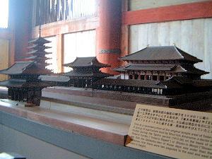 東大寺の伽藍