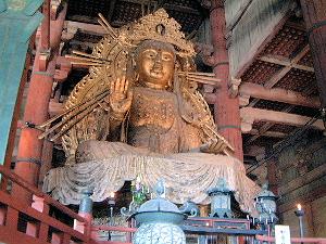 東大寺の如意輪観音