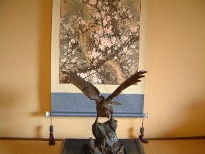 床の間 奈良の旅館