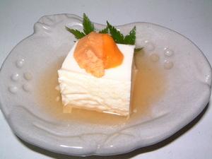 豆乳豆腐 宴会プラン