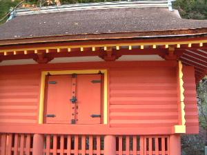 西宝庫 談山神社