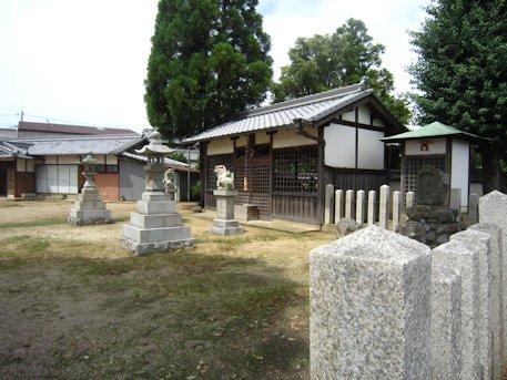 山之坊山口神社