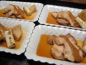 大和肉鶏の照焼き 大和肉鶏料理